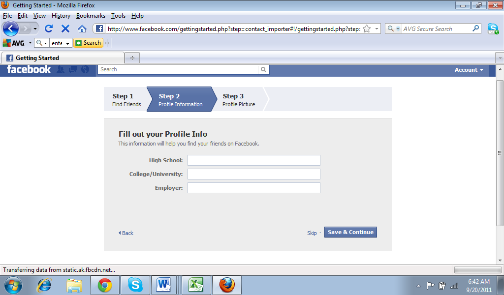 how to set up twitter to post on facebook