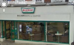 Krispy Kreme Fundraiser for youth