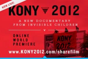 Stop Kony 2012 Campaign