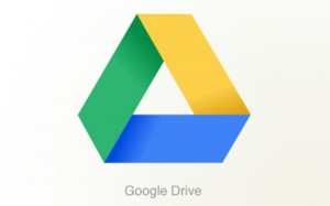 Google Drive youth work
