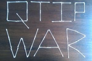 Q-Tip War