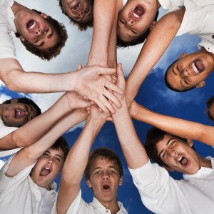 Team building activities for teenagers