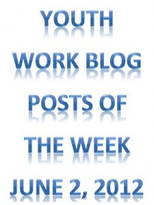Youth work blogs