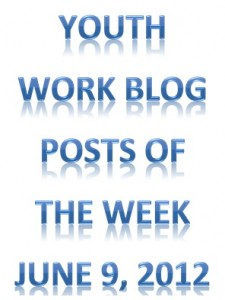 Youth work blog
