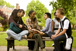 Difference between youth work and youth ministry